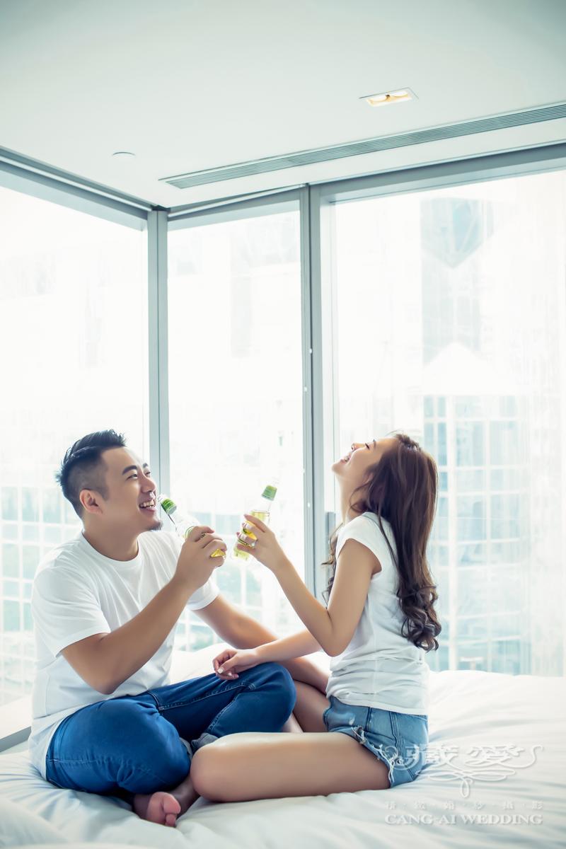 03 - 台北藏愛婚紗攝影《結婚吧》
