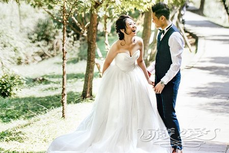 客照|Cang-Ai Wedding|自然清新
