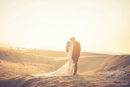 客照|Cang-Ai Wedding|沙漠愛情故事