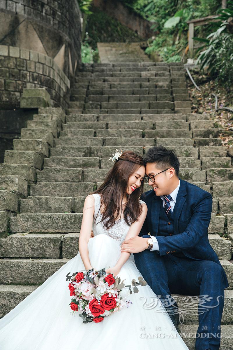 12 - 台北藏愛婚紗攝影《結婚吧》