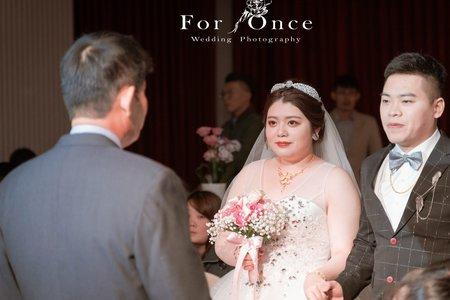 婚禮紀錄-大翔&詩蕙