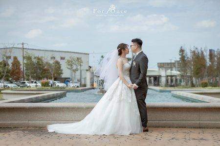 婚禮紀錄-聖杰&美君