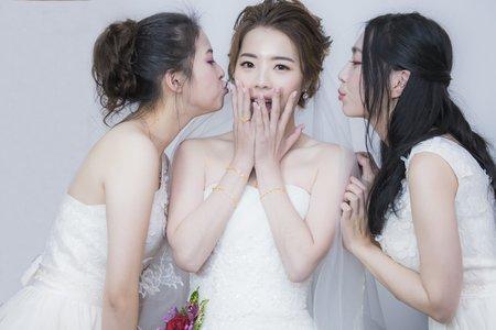 婚禮紀錄 + 類婚紗