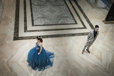 自助婚紗 - 限制類型