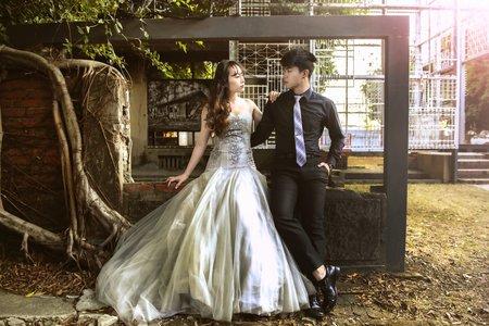 雙人自助婚紗
