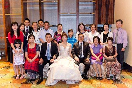 漢聲&Mango Kao 訂婚