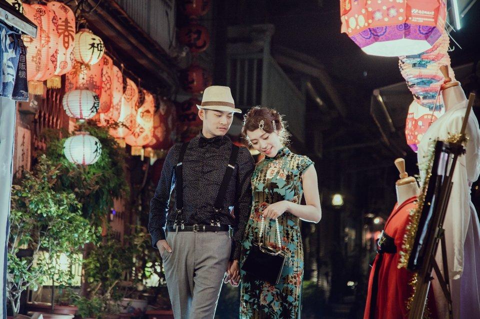 伊頓自助婚紗攝影工作室(台北西門店),大推西門伊頓婚紗的業務Sheena