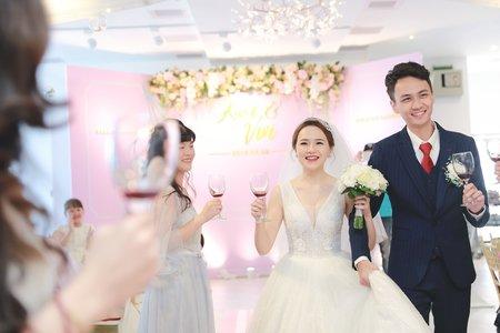 薇絲山庭婚禮紀錄