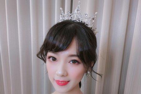 韓系公主輕婚紗主題
