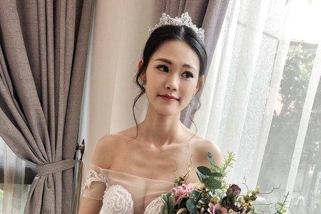 韓風質感白紗迎娶