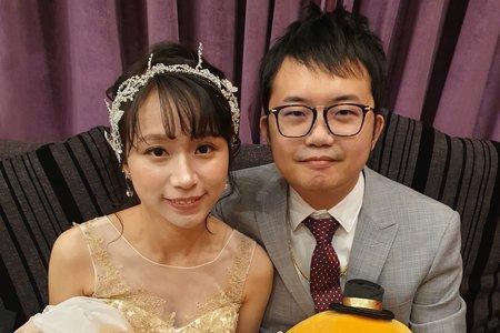 2019  婚宴新娘造型