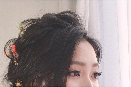 素人髮型改造