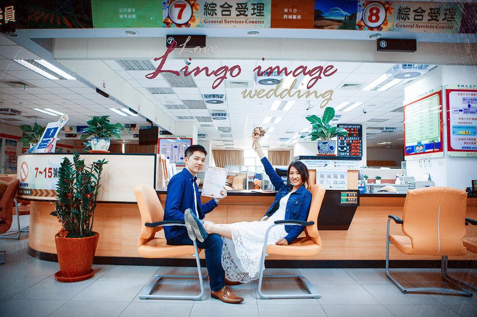 Lingo image-公證0 - Lingo image Ι藝人底片輕婚紗《結婚吧》