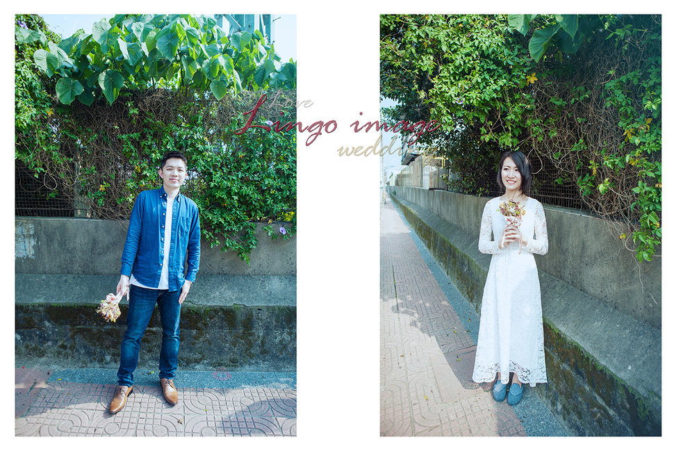 Lingo image-公證6 - Lingo image Ι藝人底片輕婚紗《結婚吧》