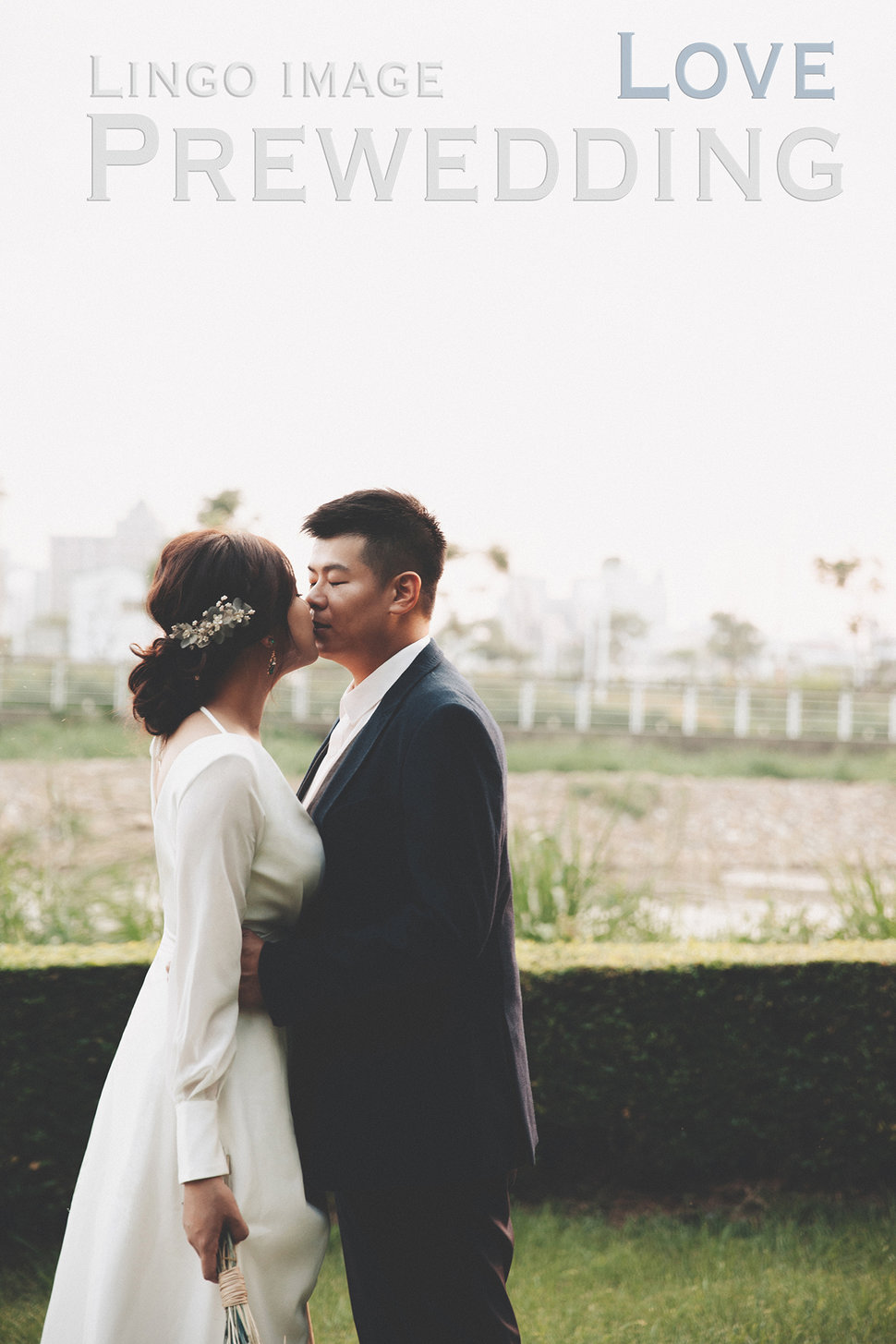Lingo image -美式22 - Lingo image Ι藝人底片輕婚紗《結婚吧》