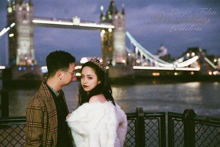 [時尚倫敦婚紗]倫敦鐵橋般的堅固愛情