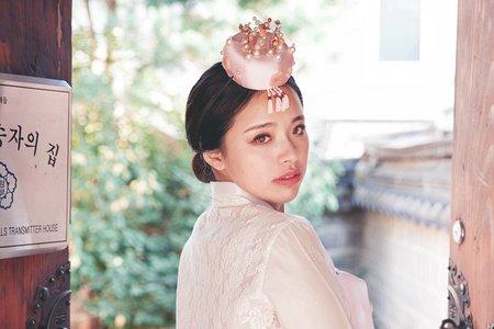 【韓國婚紗】- 大和民族韓服婚紗