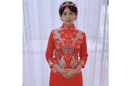 中式禮服龍袍