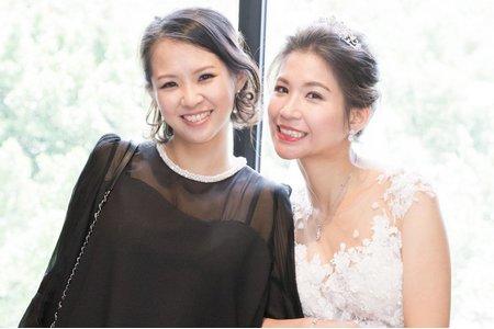 牙齒美白x新娘