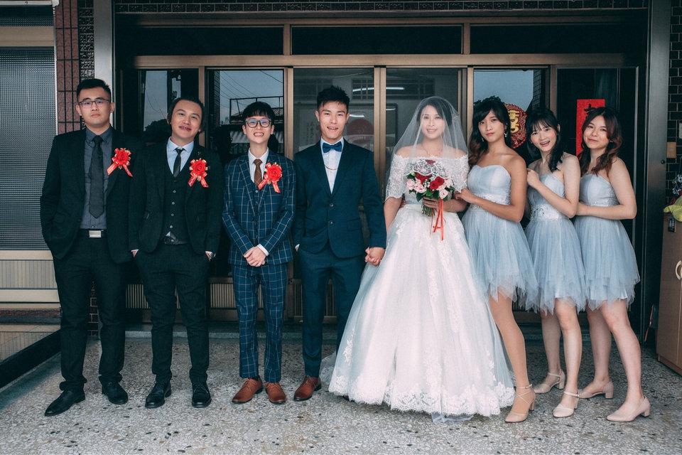 陳光偉 婚禮紀實,我太幸運能與您合作