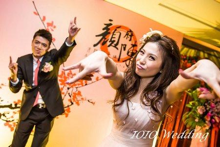 wedding-喜來登酒店