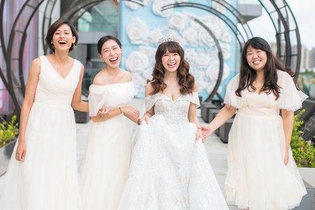 Wedding-邠瑋