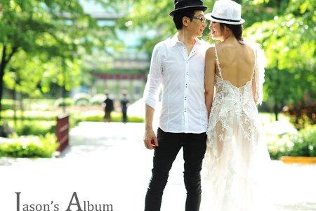 杰森婚紗攝影包套,最適合有預算小資族,不想花大錢的最佳選擇