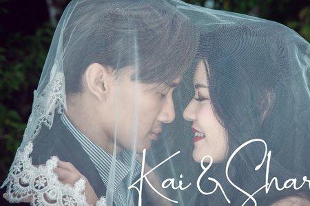 婚紗寫真 - Kai & Sharon