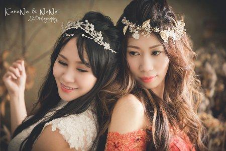 閨密寫真 - KareNa & NaNa