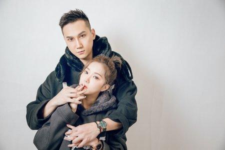 情侶寫真 - 小刀&Naike