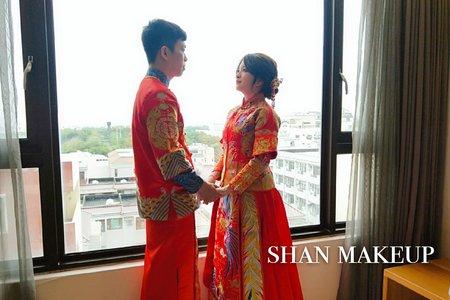 Shan|中式古裝造型
