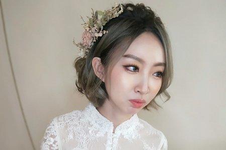 Shan|髮型|短髮造型