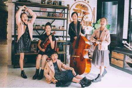 音樂會造型- 棉花糖女孩造型團隊