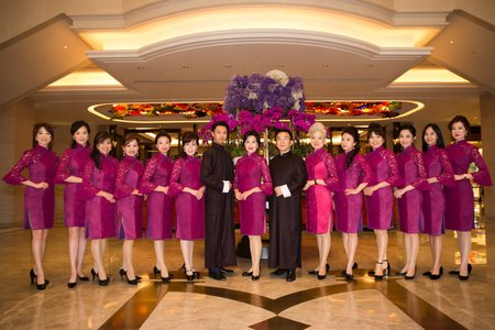 中華旗袍文化藝術交流學會-成立大會