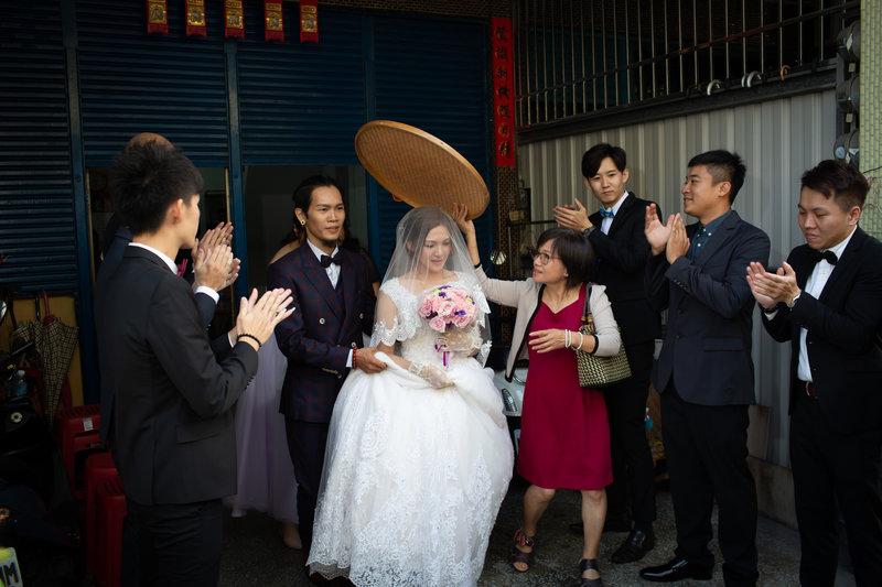 婚禮紀錄-優惠方案8H作品