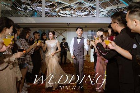 『婚禮紀錄』晚宴|歡樂