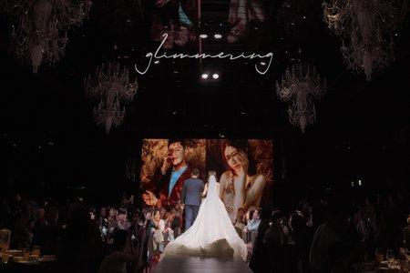『婚禮紀錄』訂結同天|釜宮