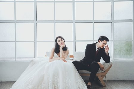 【巨星婚紗】韓風x 輕婚紗