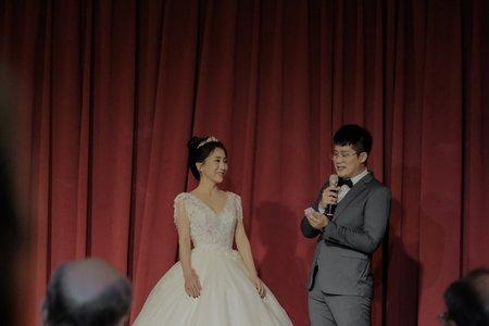 新竹婚攝-威斯汀婚禮會館_ Xin & Cheng