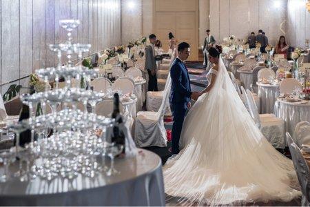 2020年平面婚攝,單宴客或單儀式。