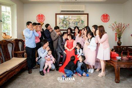 【宜蘭婚攝】清俊&婷婷 文定迎娶紀錄 @宜蘭-金樽喜慶宴會廣場