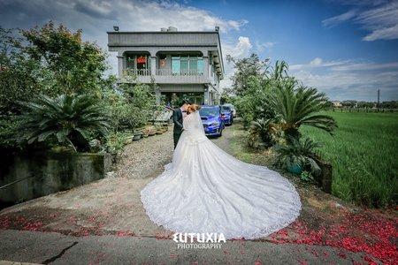 【宜蘭婚攝】凱翔&維庭 結婚迎娶紀錄 @宜蘭-米爾餐廳宴客