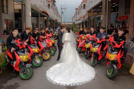 【宜蘭婚攝】凱翔&雅玟 文定迎娶紀錄 @羅東-龍園宴客