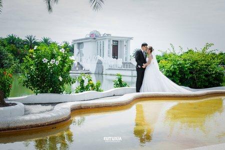 【宜蘭婚攝】國書&唯婷 文定迎娶紀錄 @宜蘭-香格里拉冬山河渡假飯店