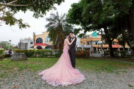 【宜蘭婚攝】家晟&宜璇 結婚迎娶紀錄 @宜蘭-米爾餐廳
