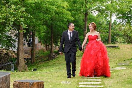【宜蘭婚攝】俊明&廷軒 文定迎娶紀錄 @羅東-金樽餐廳