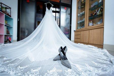 【宜蘭婚攝】A-pu&Nita 文定迎娶紀錄 @礁溪-老爺酒店