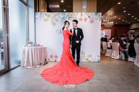 【宜蘭婚攝】維哲&靖琇 結婚迎娶紀錄 @礁溪-龍家園婚宴廣場