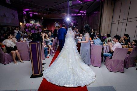 【台中婚攝】修齊&芳君 結婚迎娶紀錄 @台中-寶麗金婚宴會館崇德店宴客