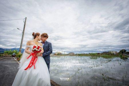 【宜蘭婚攝】聖淵&韋君 文定迎娶紀錄 @羅東-龍園會館宴客